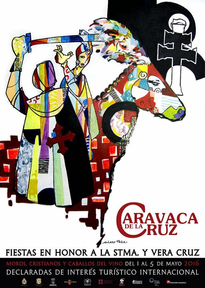 Programa Oficial de Fiestas en honor de la Stma. y Vera Cruz 2016