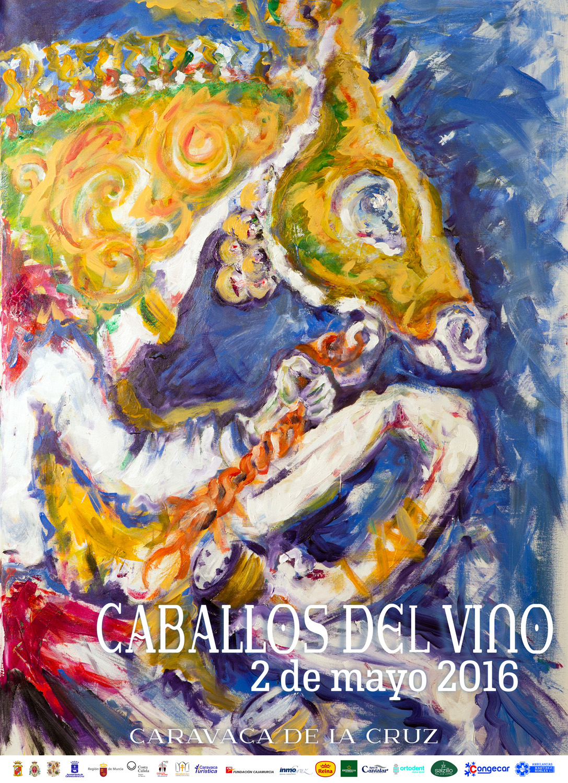 Programa de los Caballos del Vino 2016