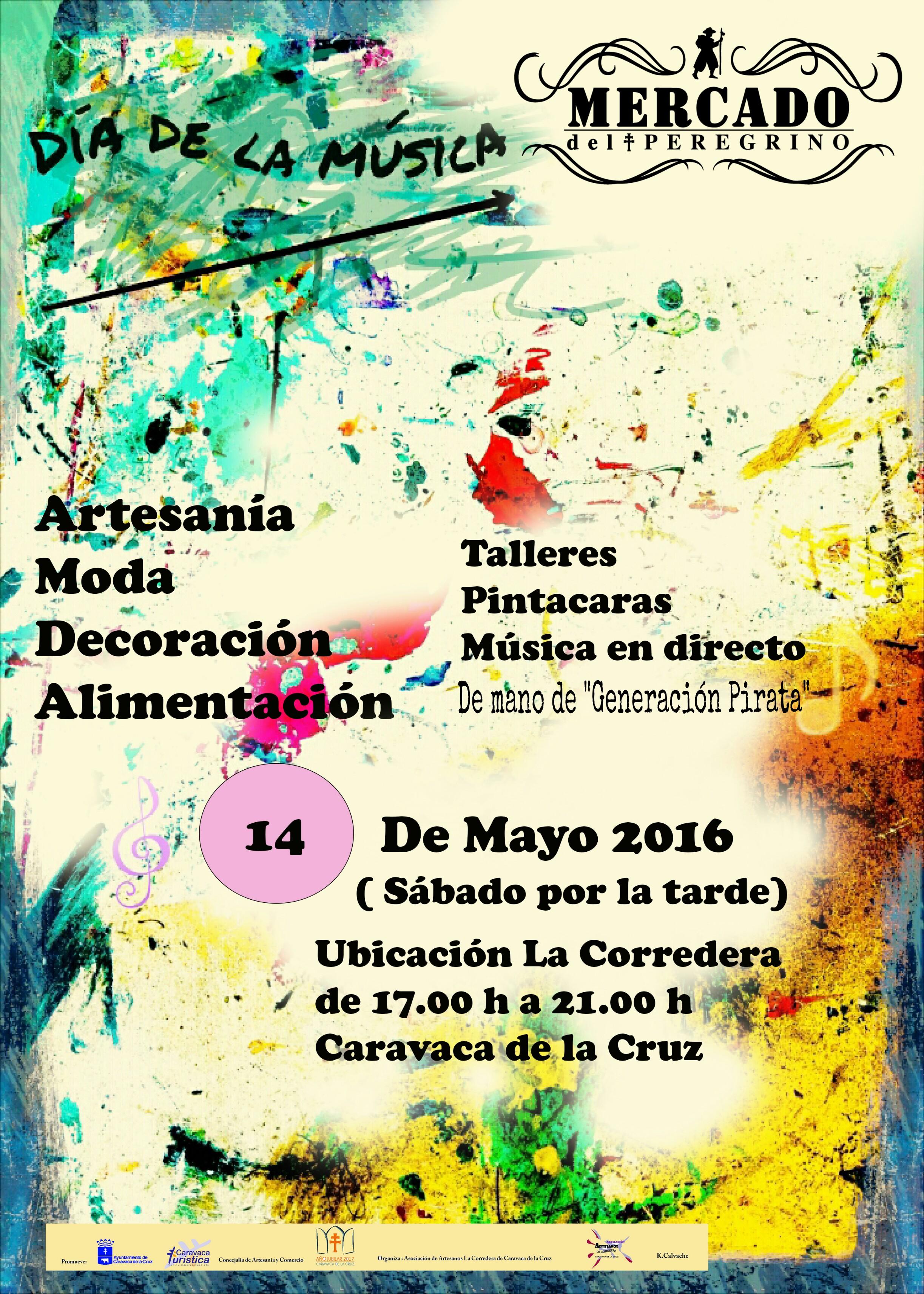 Mercado del Peregrino-Mayo 2016