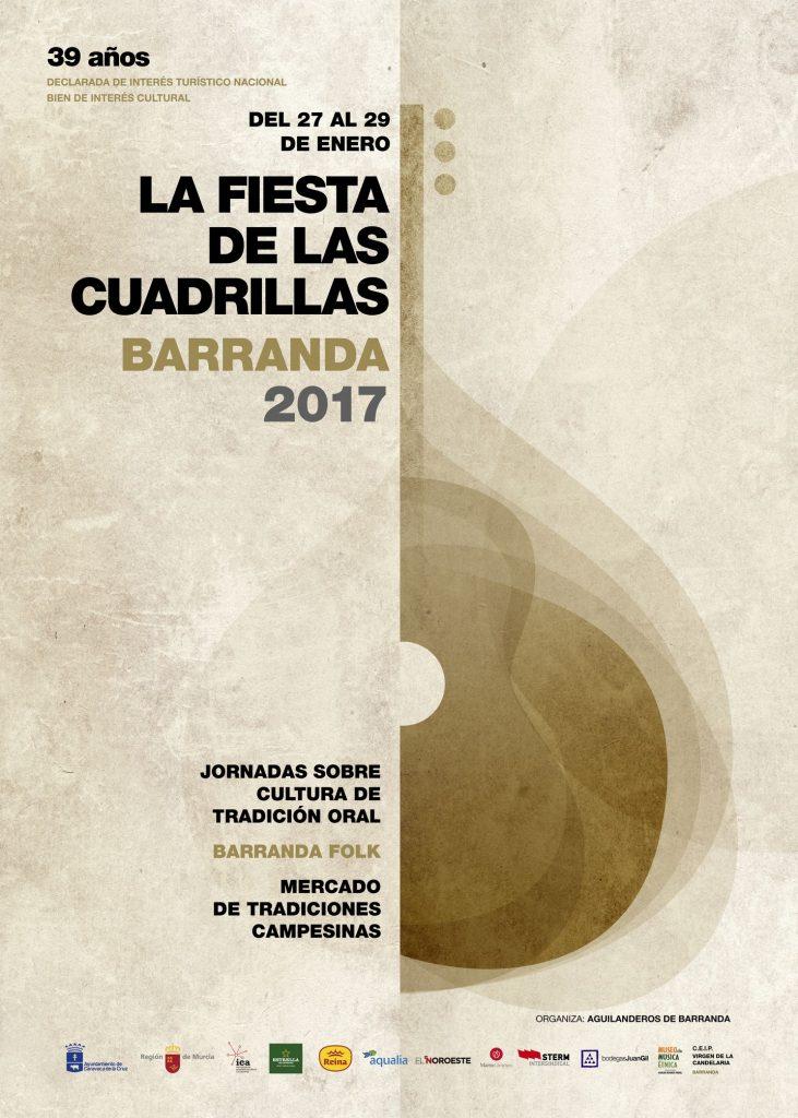 XXXIX Edición de la Fiesta de las Cuadrillas de Barranda