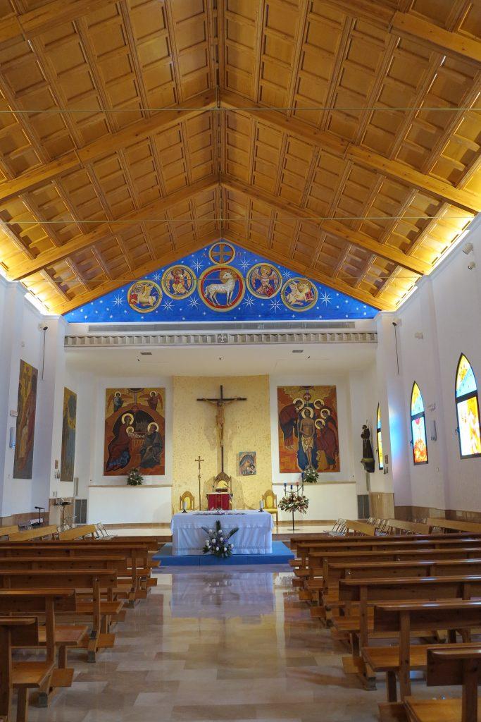 Iglesia parroquial de San Francisco en Caravaca de la Cruz