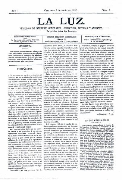 Introducción a la Historia de la prensa en Caravaca (I)