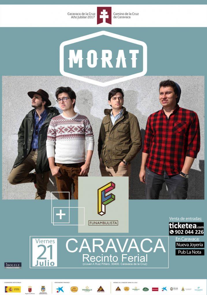 Morat+Funambulista-21 julio