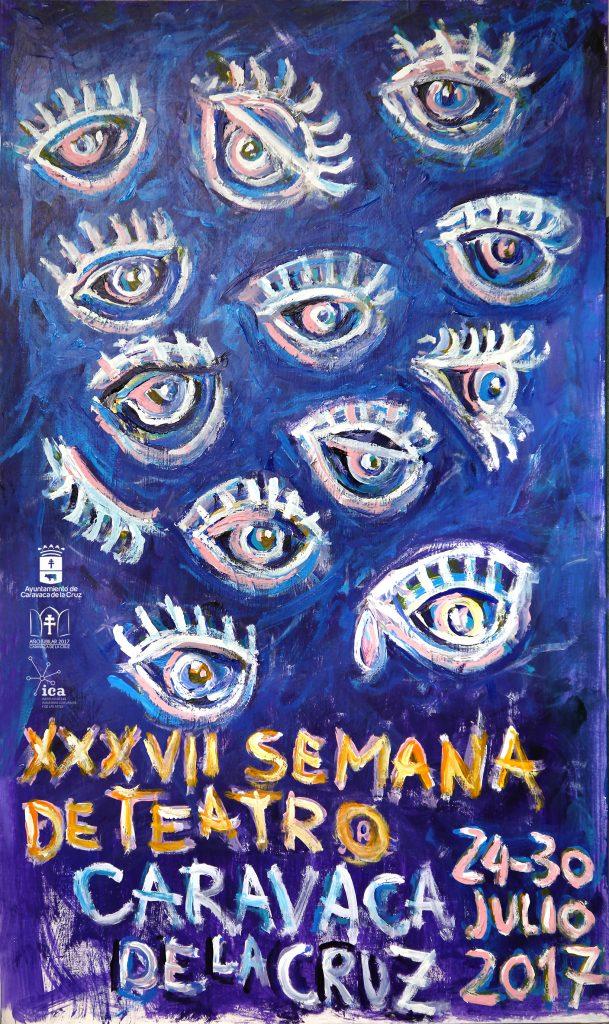 XXXVII CARTEL SEMANA TEATRO 2017