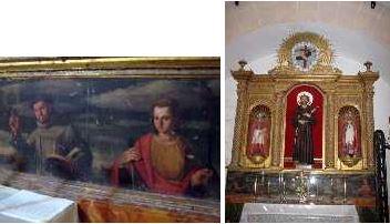 retablo de san francisco