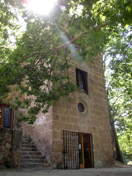 TOWER OF THE TEMPLARS OF CARAVACA DE LA CRUZ