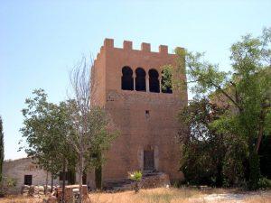 Las torres refugio en la huerta de Caravaca