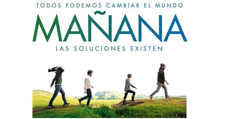 """El II Ciclo de cine medioambiental continúa esta noche con """"Mañana"""""""