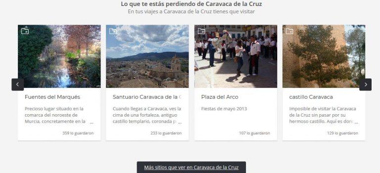¿Qué opinan los internautas sobre Caravaca de la Cruz?