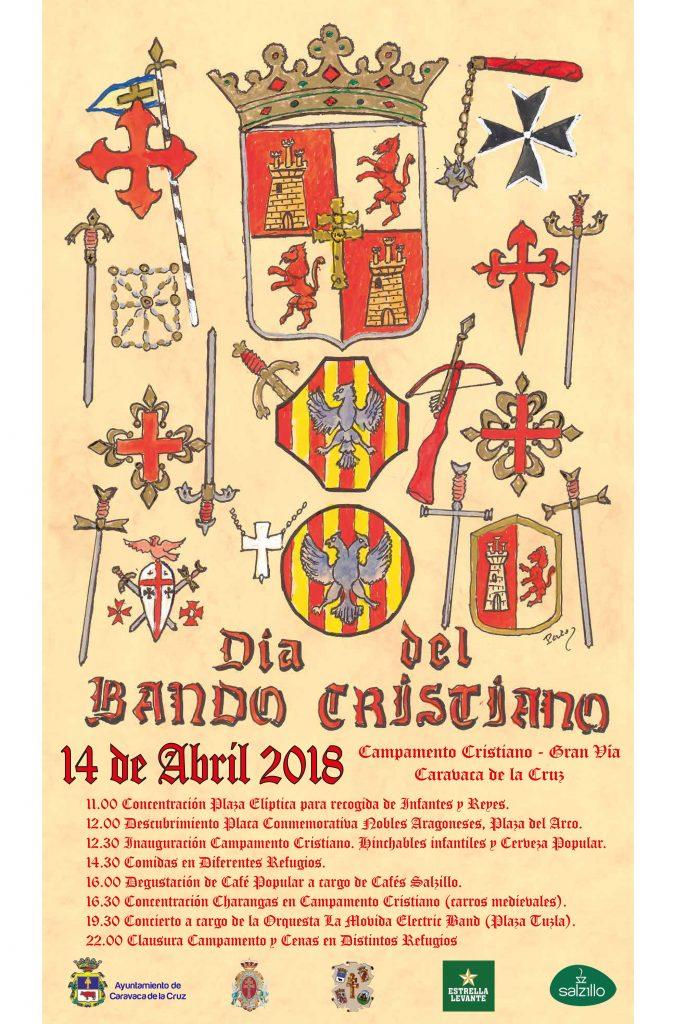 Día del Cristiano, 14 abril 2018.