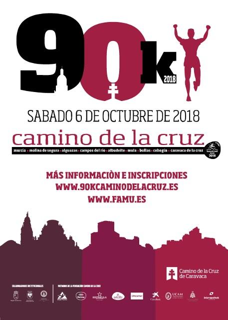 '90K CAMINO DE LA CRUZ'