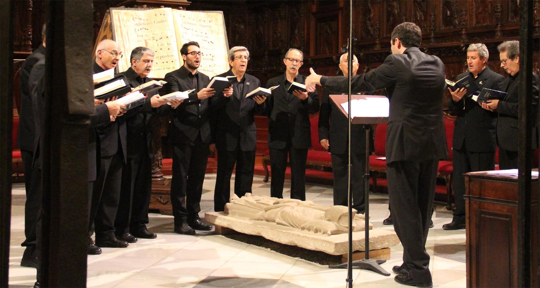 Canto Gregoriano en La Encarnación
