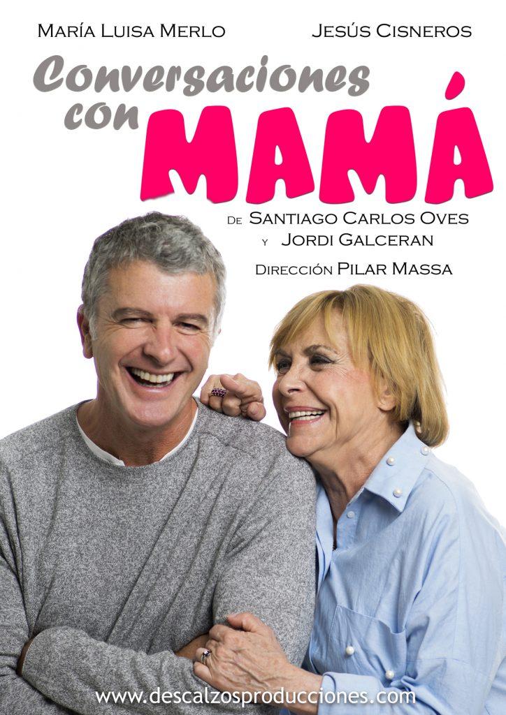 Teatro 'Conversaciones con mamá'