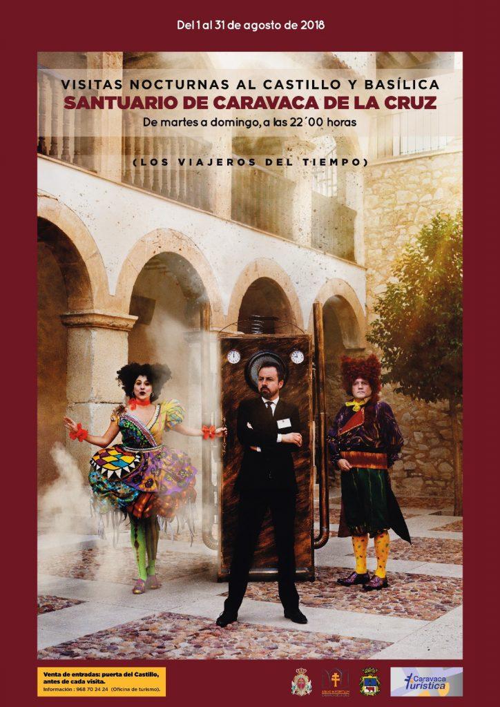 Visitas teatralizadas nocturnas al Castillo