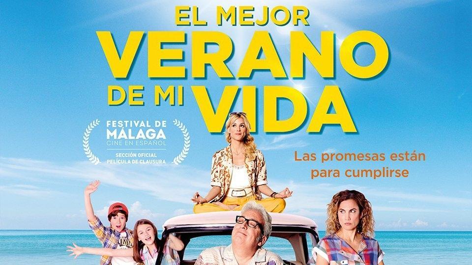 Cine de Verano ' El Mejor verano de mi vida'