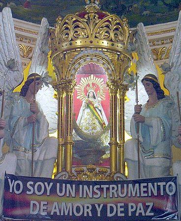 La comunidad boliviana de Caravaca celebrará la festividad de la Virgen de la Urkupiña el 18 de agosto