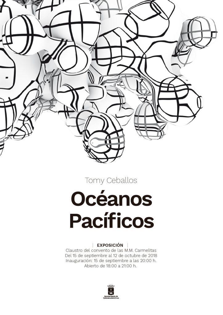Tomy Ceballos: 'Oceános Pacíficos'