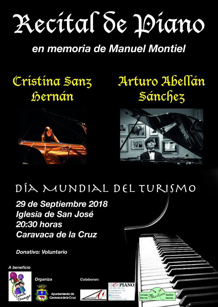 Recital de Piano en memoria de Manuel Montiel