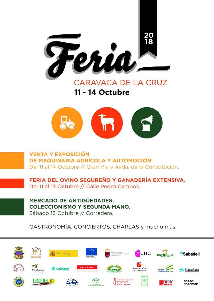 V Feria de Caravaca de la Cruz 2018