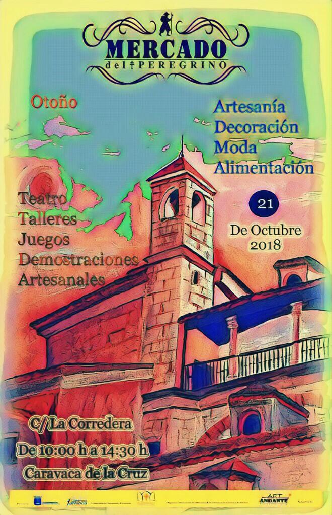 """Mercado del peregrino: """"Otoño"""""""