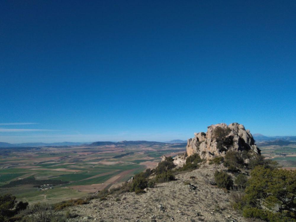 'El ascenso a Mojantes', un recorrido apasionante.
