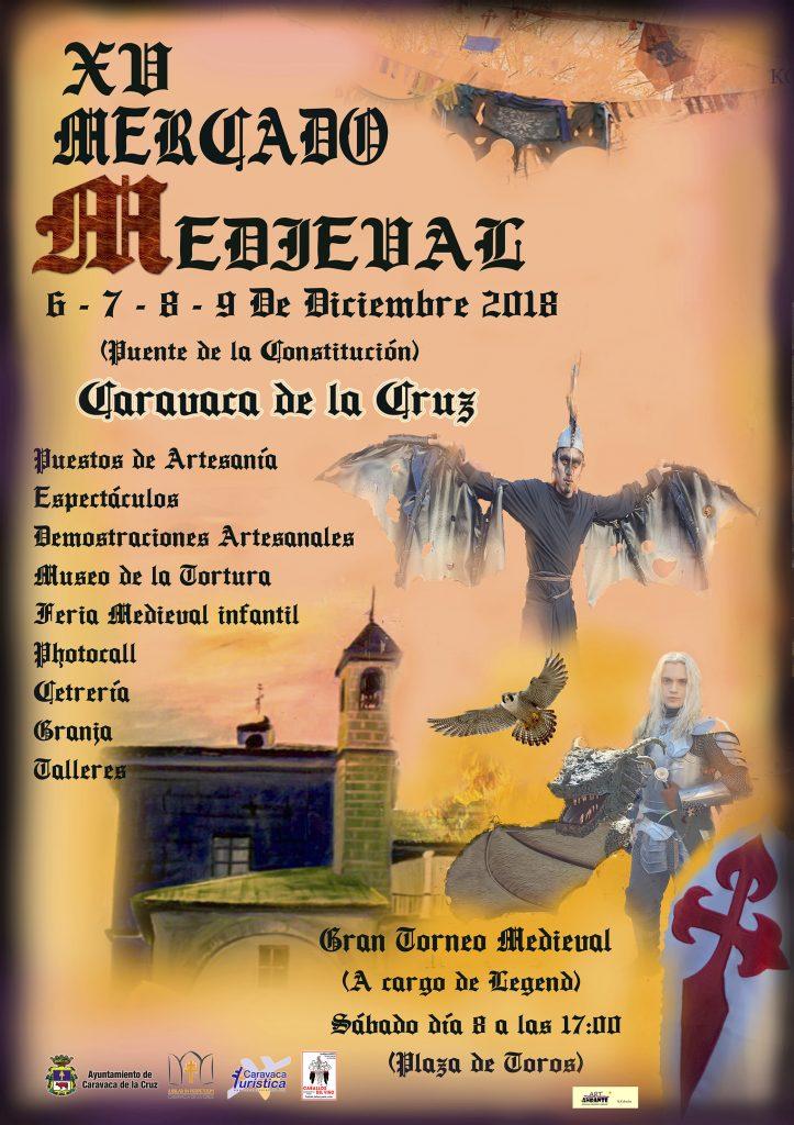 XV Mercado Medieval de Caravaca de la Cruz