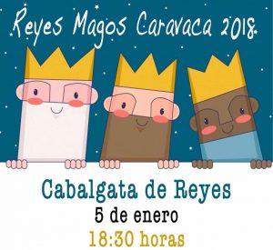 El viaje de los Reyes Magos a su paso por Caravaca de la Cruz