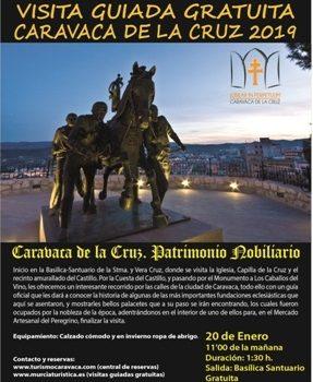 Visita guiada gratuita por el Patrimonio Nobiliario de Caravaca