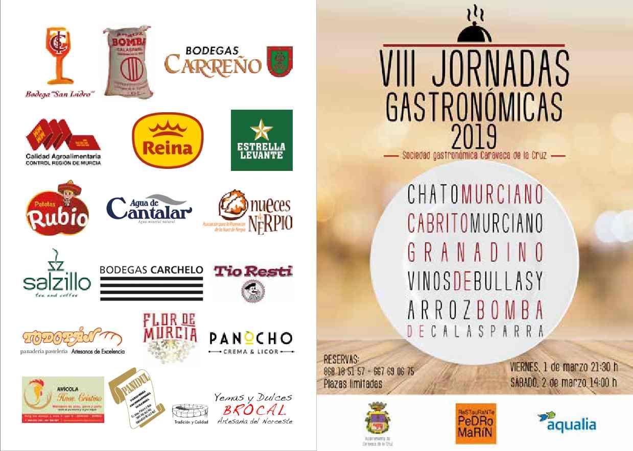 VIII Jornada Anual de la Sociedad Gastronómica de Caravaca