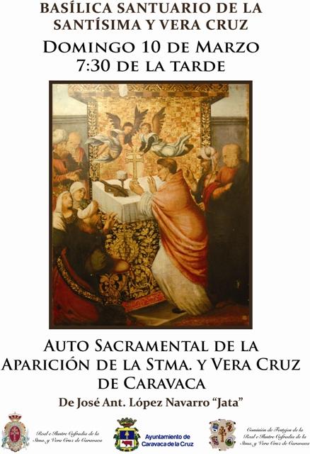 Auto Sacramental de la Aparición de la Santísima y Vera Cruz