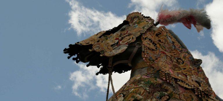Día Mundial del Arte 2019: El arte del enjaezamiento