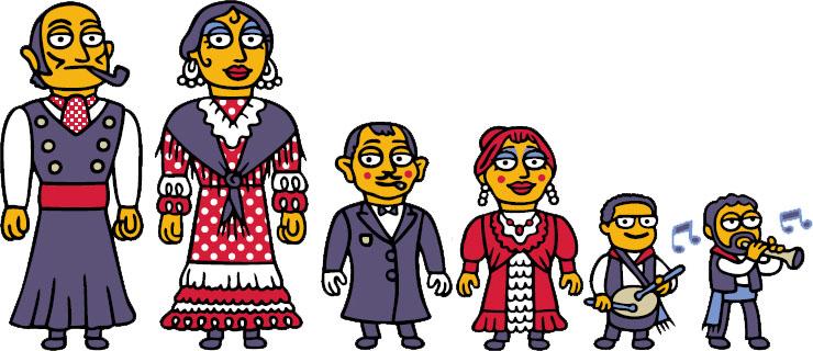 Los Gigantes de Caravaca de la Cruz: Una tradición festera