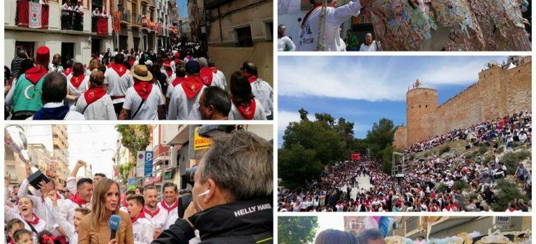 Caravaca de la Cruz deslumbra a sus visitantes con sus Fiestas de Mayo 2019