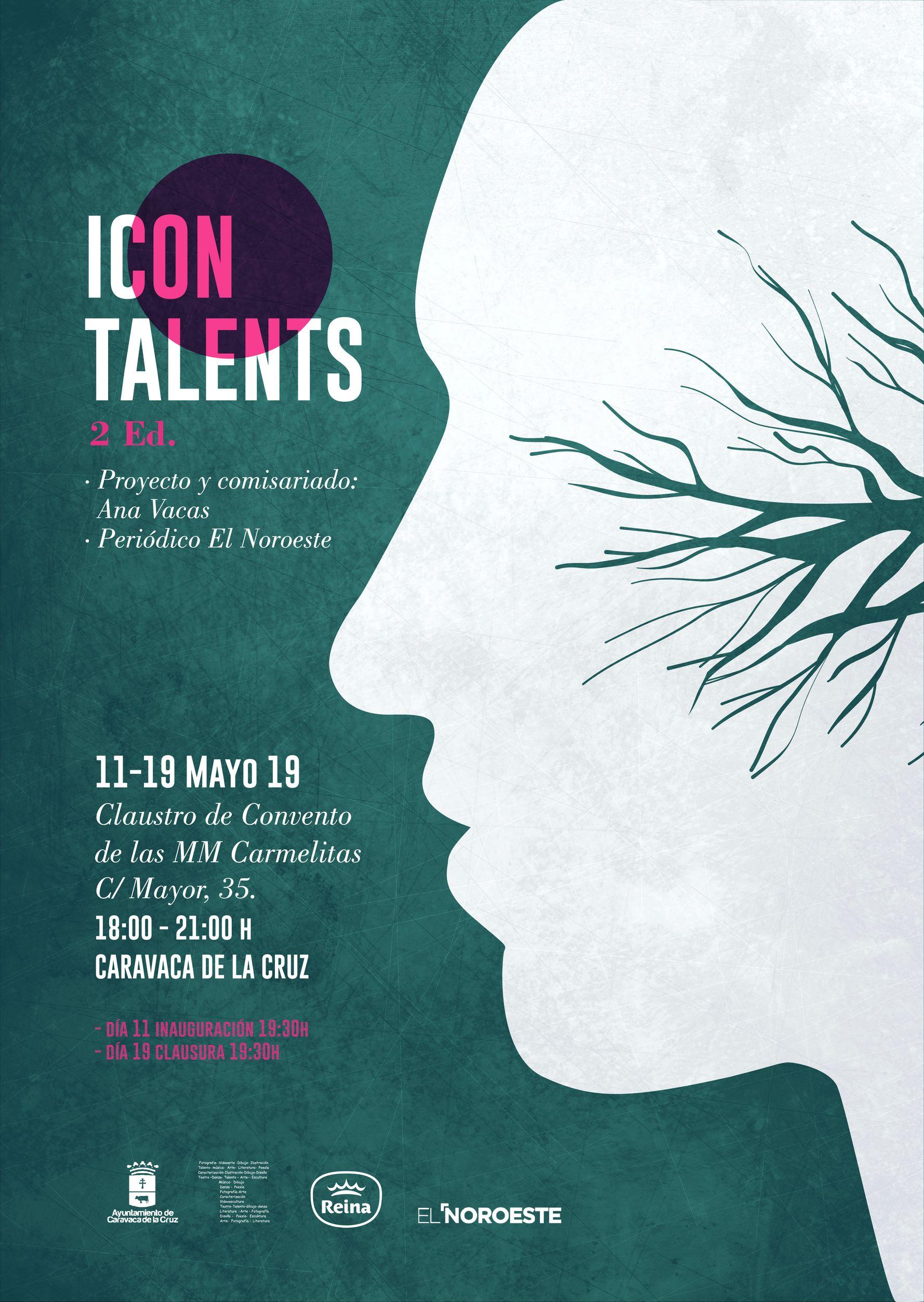 Icon Talents 2ª edición