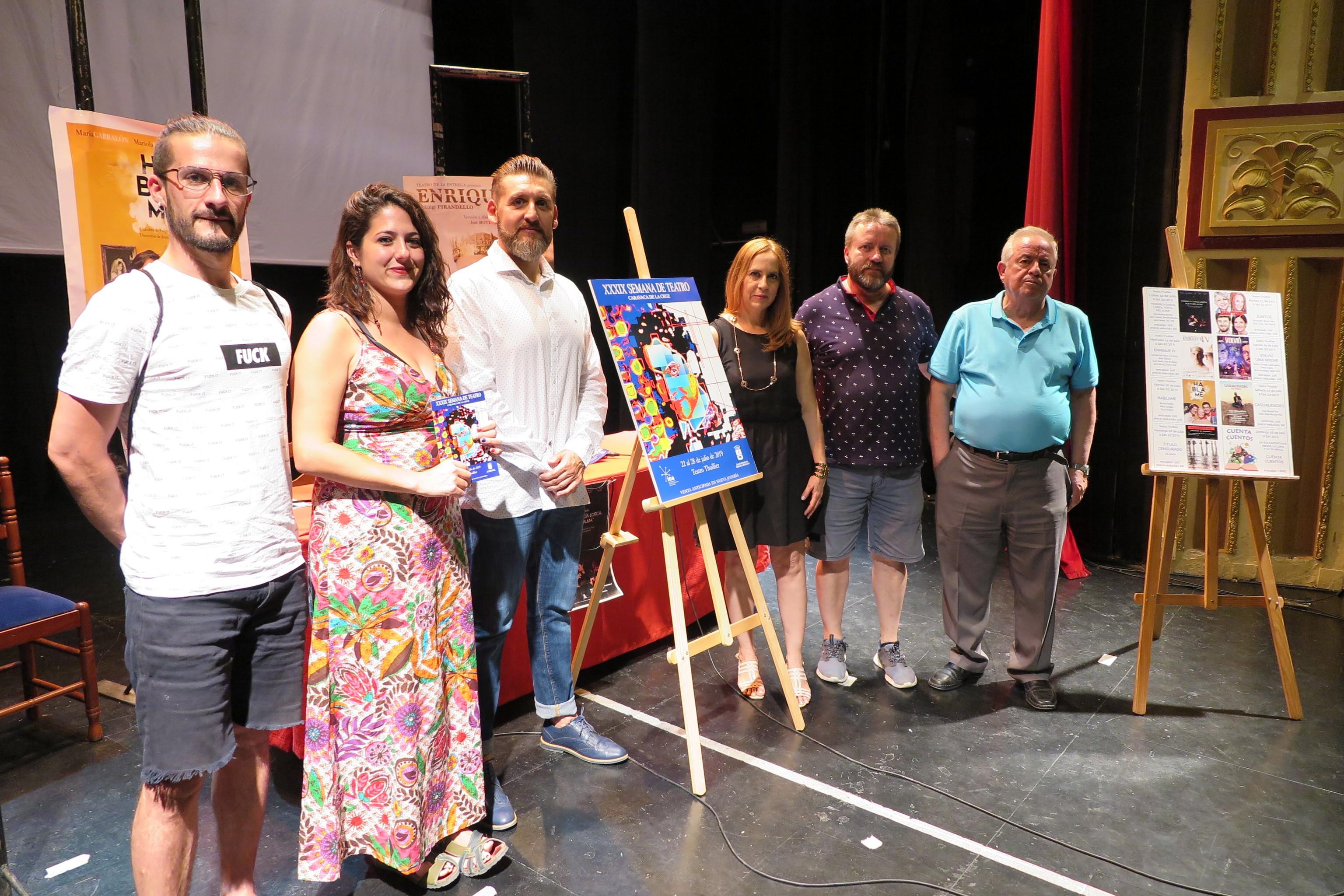 XXXIX Edición de la Semana de Teatro Caravaqueña