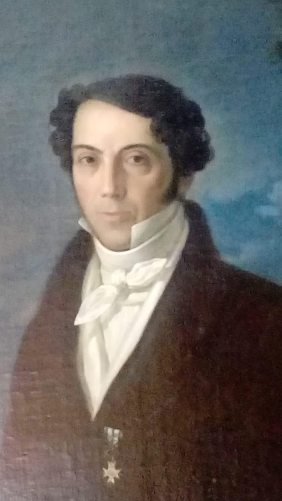 'Mista' cede a Caravaca de la Cruz una pintura atribuida a Rafael Tegeo.