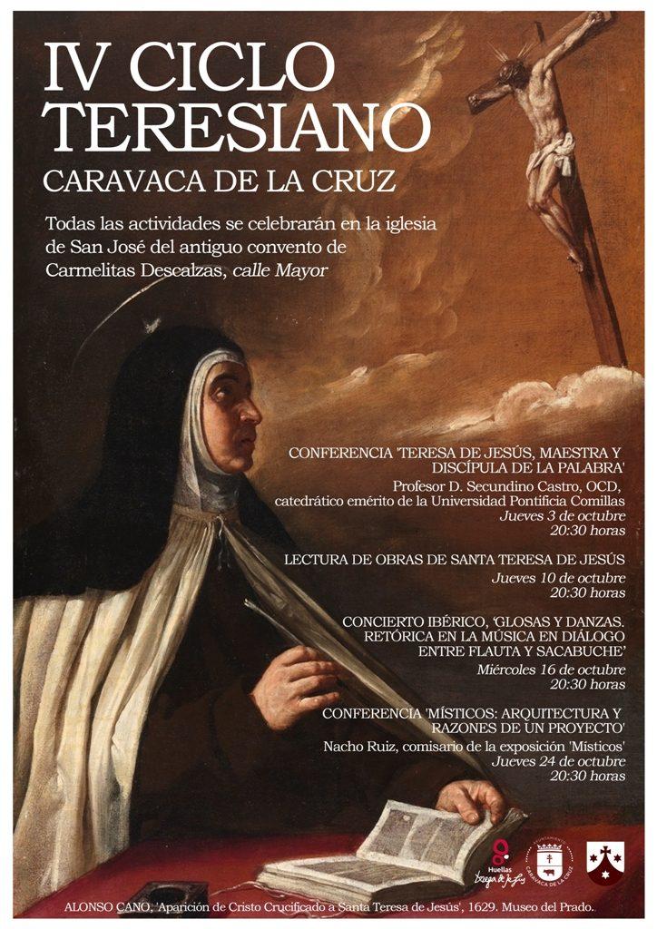 IV Ciclo Teresiano de Caravaca de la Cruz
