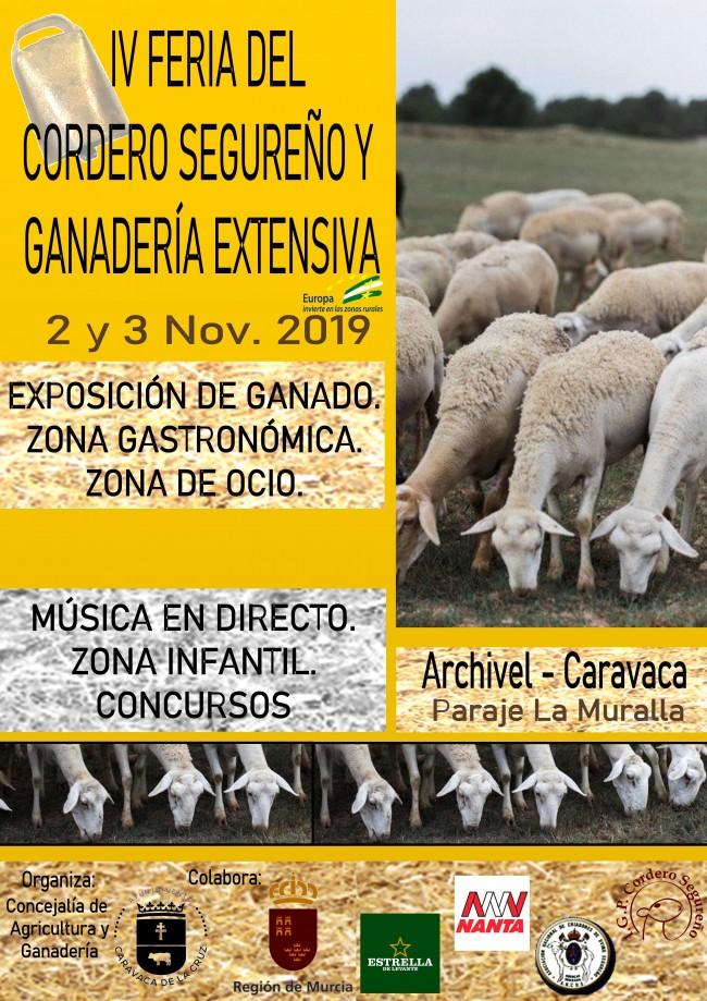 Feria del Cordero Segureño y la Ganadería Extensiva en Archivel