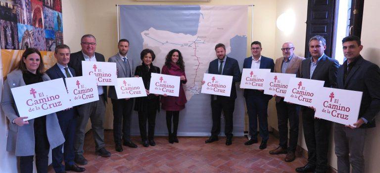 Una inversión de 90.000 euros mejorará la señalización del 'Camino del Norte', desde Puente la Reina (Navarra) a Caravaca