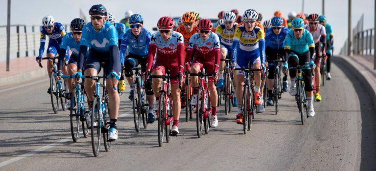 Caravaca será el final de la etapa inaugural del 40 aniversario de 'La Vuelta Ciclista a la Región de Murcia'