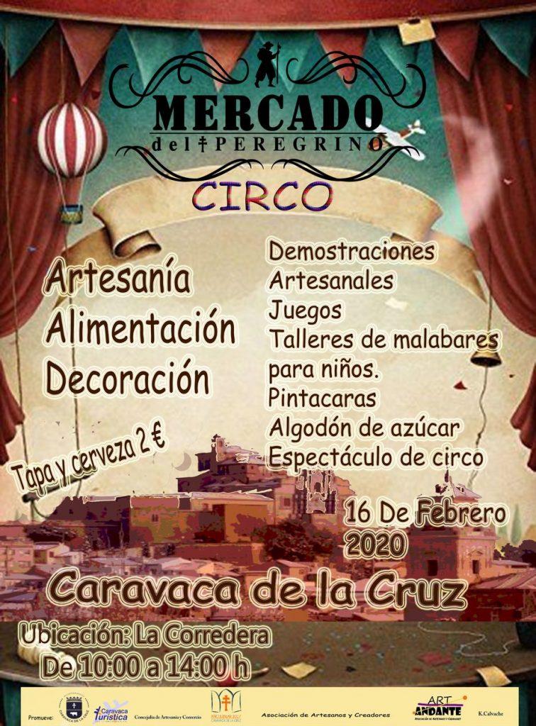 Mercado del peregrino 'El circo'