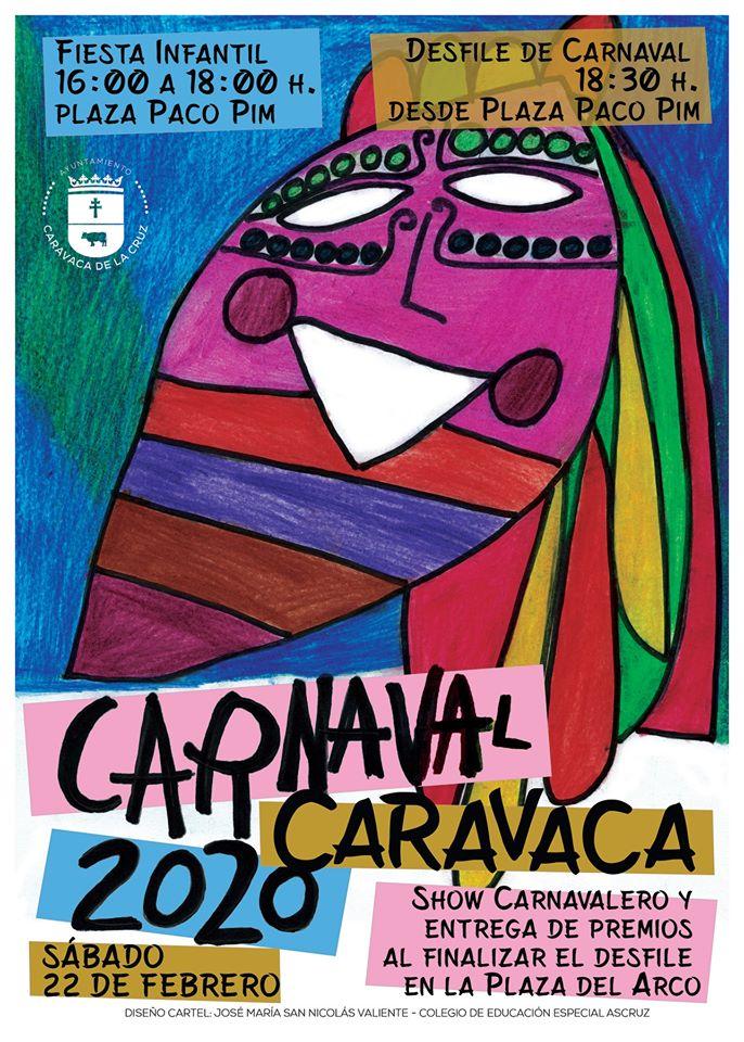 Carnaval Caravaca 2020