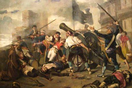 Saqueo y ataques a Caravaca por el ejército francés durante la Guerra de la Independencia