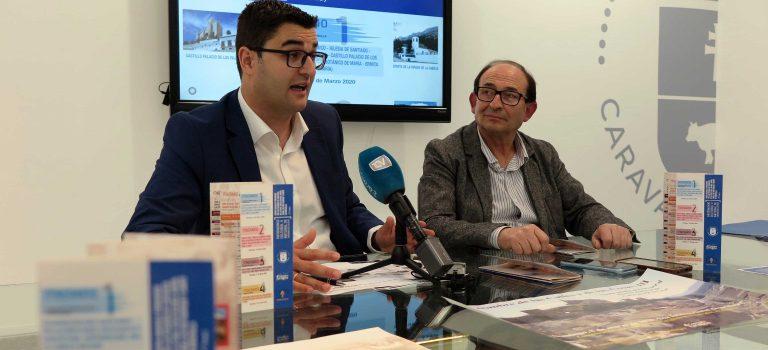 Cuatro nuevas rutas para conocer el campo de Caravaca y municipios vecinos con gran vinculación