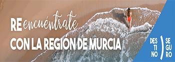 Reencuéntrate con la Región de Murcia