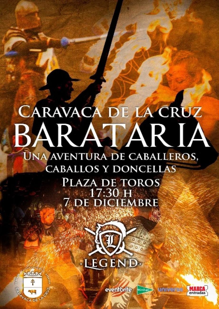 Cartel Torneo medieval 2019..JPG
